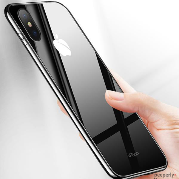 iPhone XS Max Special Edition Silicone Soft Edge Case