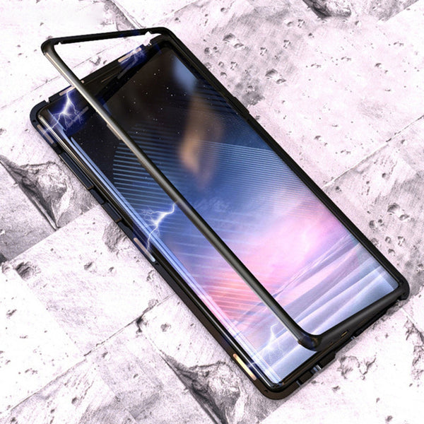 Galaxy Note 9 Electronic Auto-Fit Magnetic Case