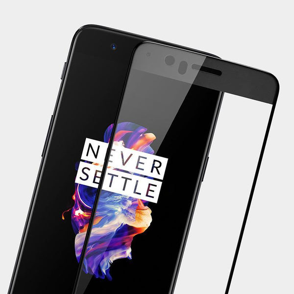 OnePlus 5 Original 5D Tempered Glass
