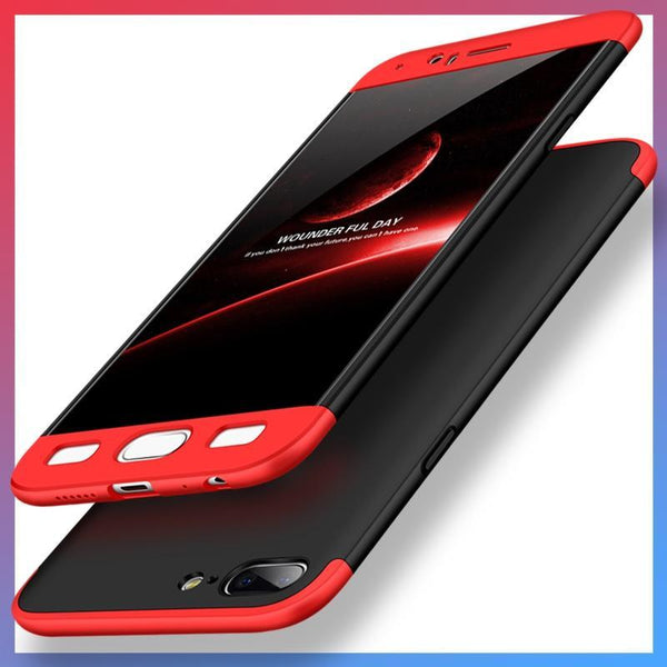 OnePlus 5 360 Degree Protective Hard Case