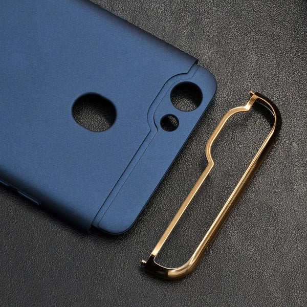 Oppo F5 Luxury Electroplating Matte Cover