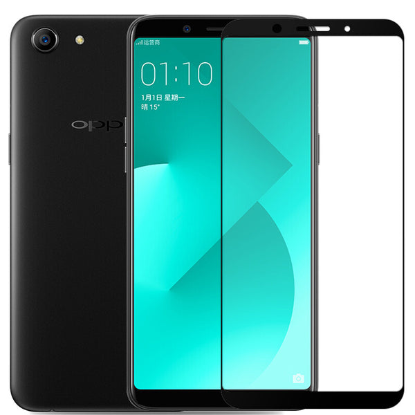 Oppo A83 Curved Edge 5D Tempered Glass