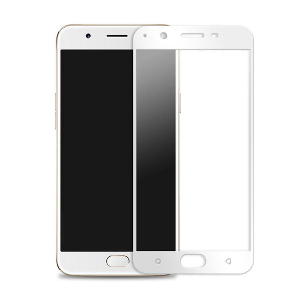 Oppo F1S Curved Edge 3D Tempered Glass