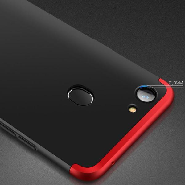 Oppo F5 Ultimate 360 Degree Protection Cover