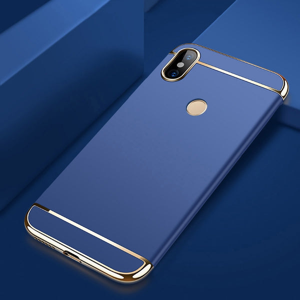 Redmi Y2 Luxury Electroplating Matte Finish Cover
