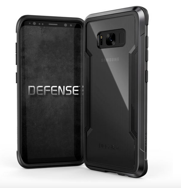 Galaxy S8/S8 Plus Defense Clear Case with Triple Protection
