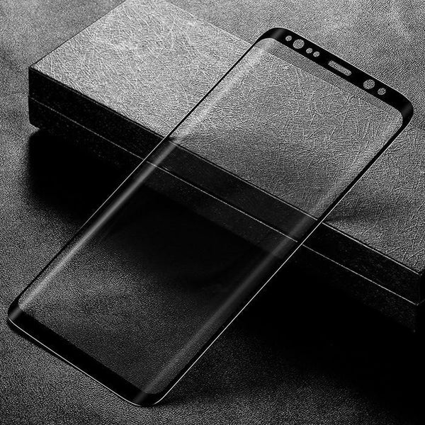 Galaxy S8/S8 Plus 4D Arc Tempered Glass
