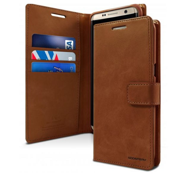 Galaxy S8/S8 Plus PU Leather Wallet Magnetic Flip Case