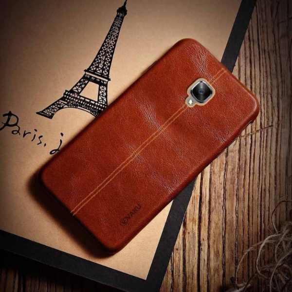 OnePlus 3/3T Ultra Protection PU Leather Case