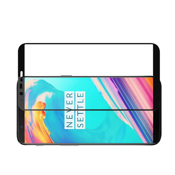 OnePlus 5T Original 5D Tempered Glass Protector