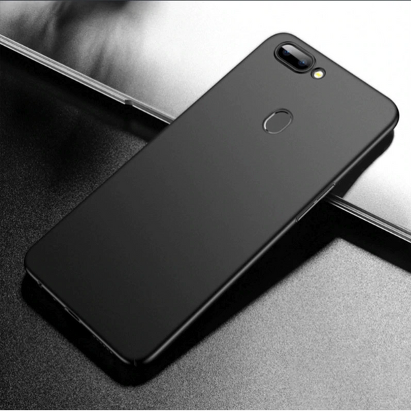 Oppo F9 Pro Ultra-thin Soft Silicone TPU Back Case