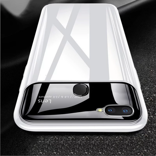 JOYROOM ® Oppo F9 Pro Polarized Lens Glossy Edition Smooth Case