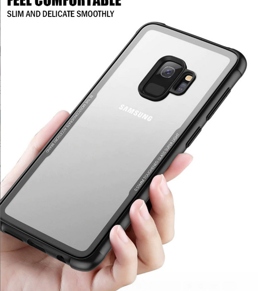 Galaxy S9/S9 Plus Glassium Series Case