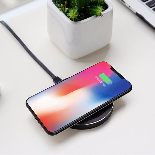 Rock W4 Wireless Fast Charging Disk