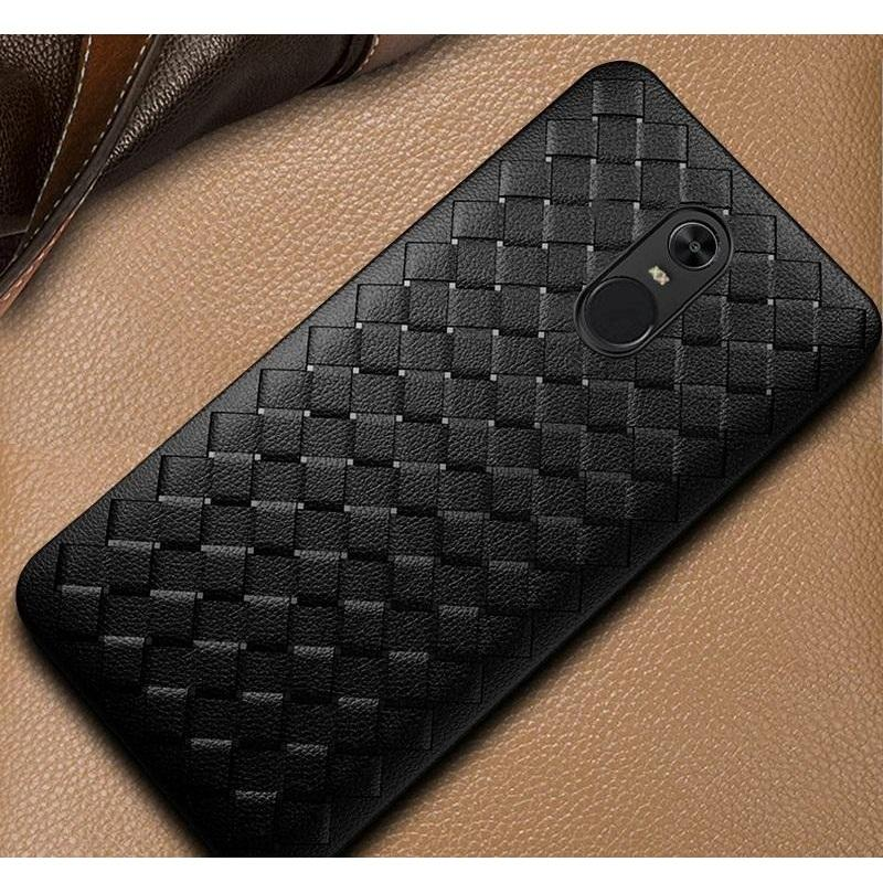 Xiaomi Redmi Note 4 Ultra-thin Grid Weaving Cover