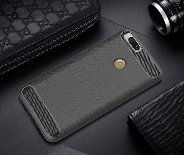 Xiaomi Mi A1 Ultra-thin Carbon Fiber Cover