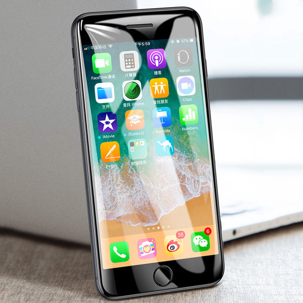 iPhone 6/6S 5D Tempered Glass Screen Protector [100% Original]