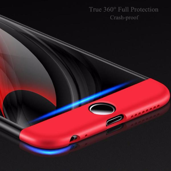 iPhone 6/6S Ultimate 360 Degree Protection Case