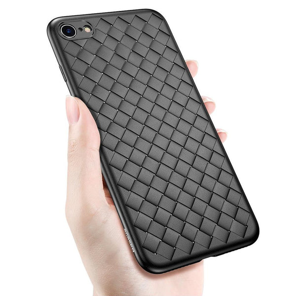 iPhone 6/6S Ultra-thin Grid Weaving Case