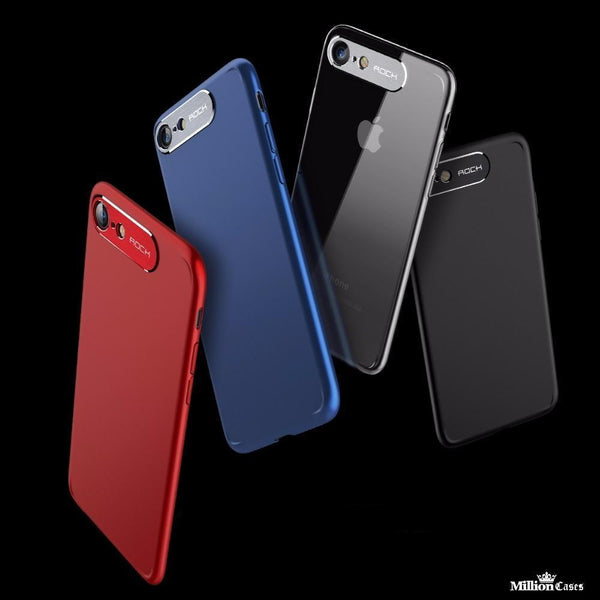 Luxury iPhone 7, 7 Plus Hard Shell Protective Case
