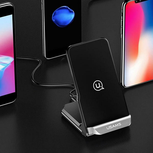 Intelligent Phone Holder Wireless Charger