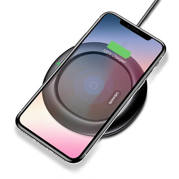 Mini Portable Qi Wireless iPhone Charger