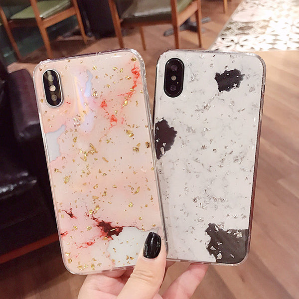 iPhone X Premium Snow White Soft Silicone Back Case