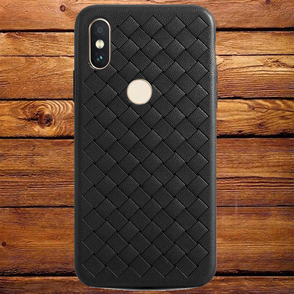Redmi Note 5 Pro Ultra-thin Grid Weaving Case