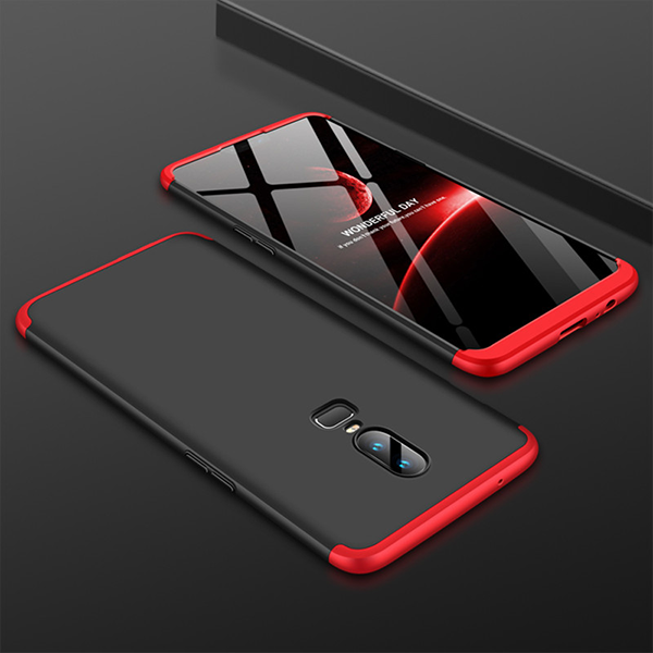 OnePlus 6 Ultimate 360 Degree Full Protection Case [100% Original GKK]