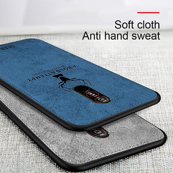 Oppo F11 Pro Deer Pattern Inspirational Soft Case