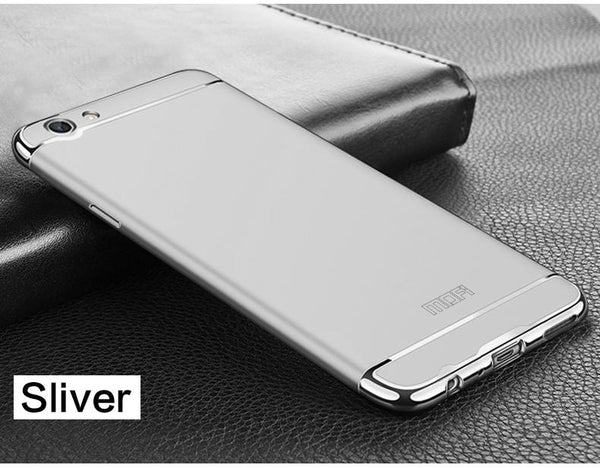 Oppo F3 Luxury Metal Plating Matte Cover
