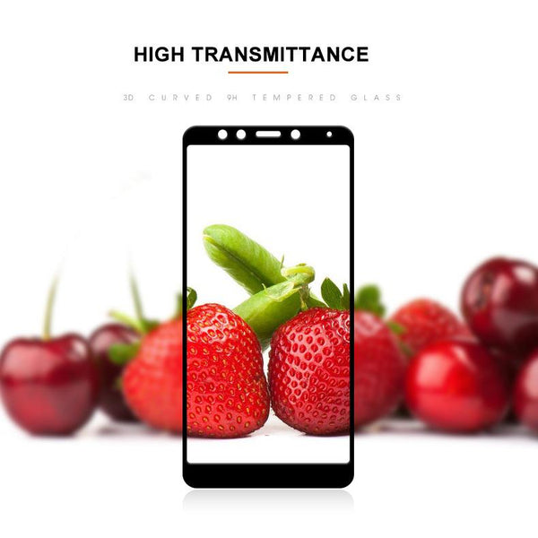 Redmi Note 5 5D Curved Tempered Glass Screen Protector
