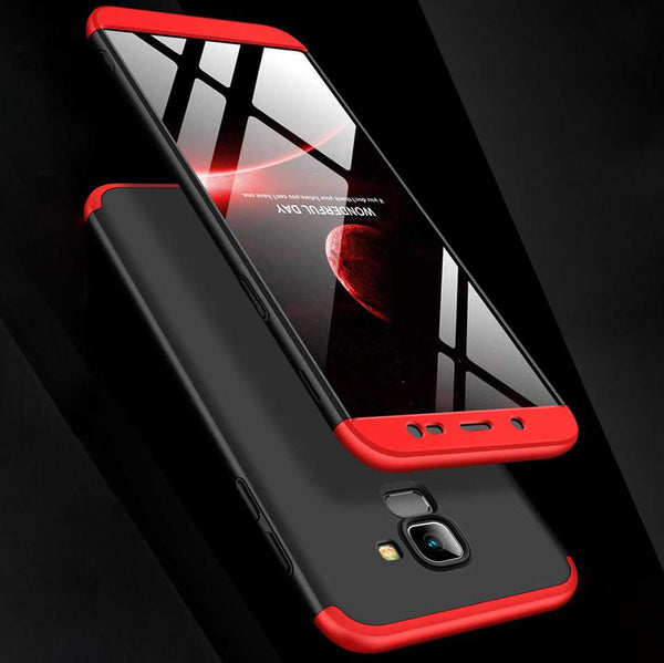 Galaxy J6 Ultimate 360 Degree Protection Case