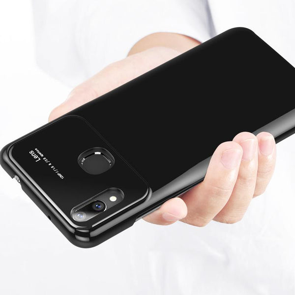 JOYROOM ® Vivo V9 Polarized Lens Glossy Edition Smooth Case