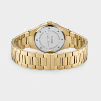 CLUSE Vigoureux Gold by Caroline Receveur CG0101210001 - Watch clasp and back