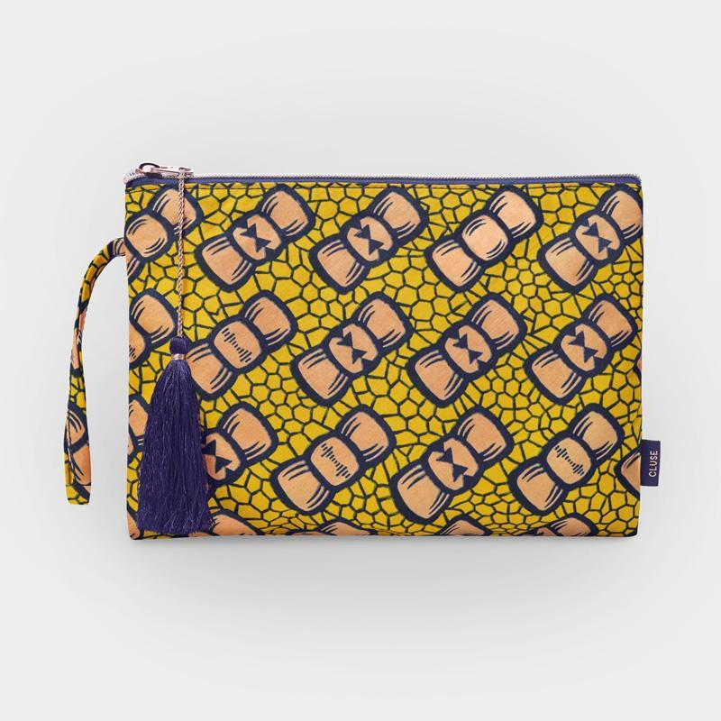 CLUSE x Mino Design Bow Wow Tassel ​Clutch ​Bag CLB003 - clutch bag