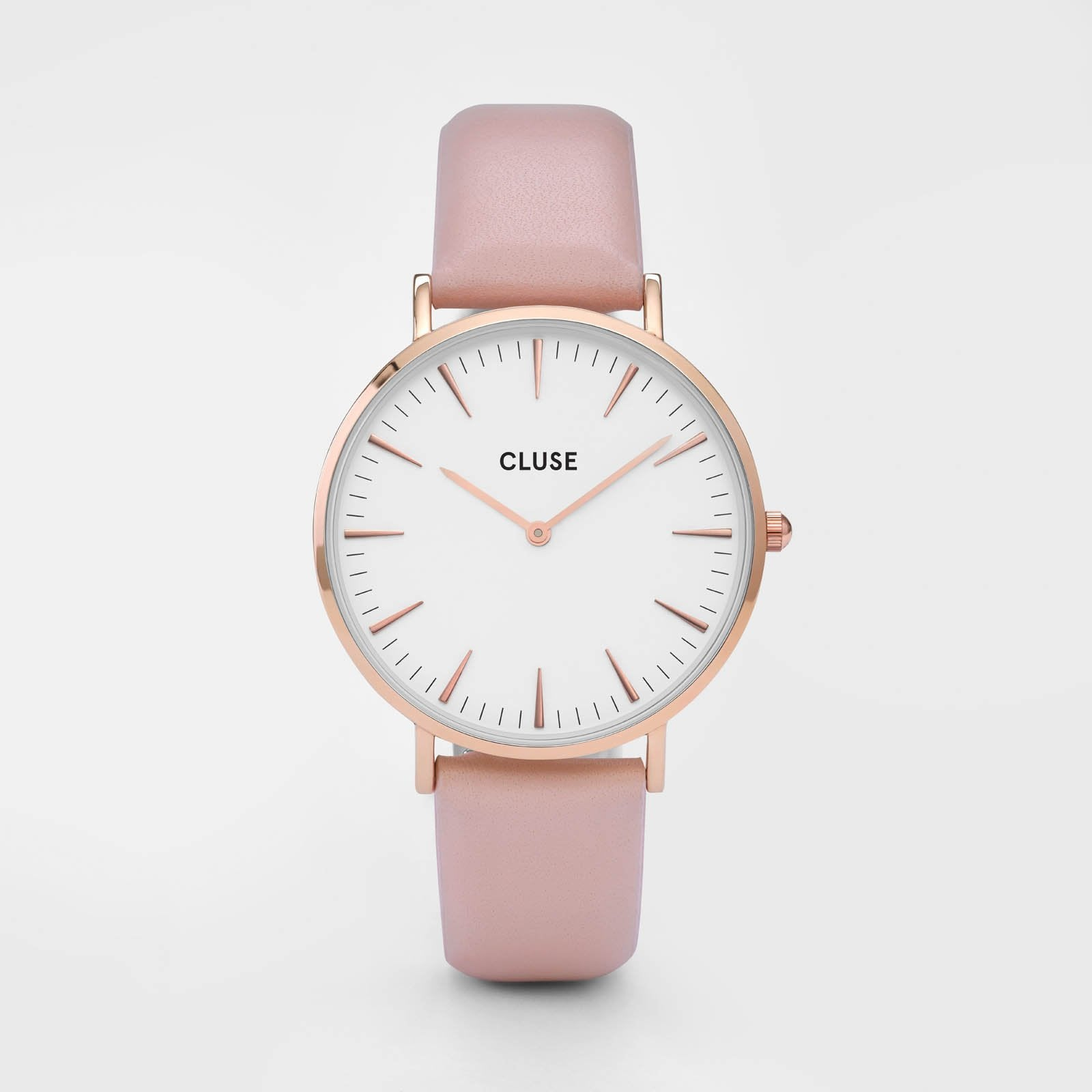 CLUSE La Bohème Rose Gold White/Pink CL18014 - watch