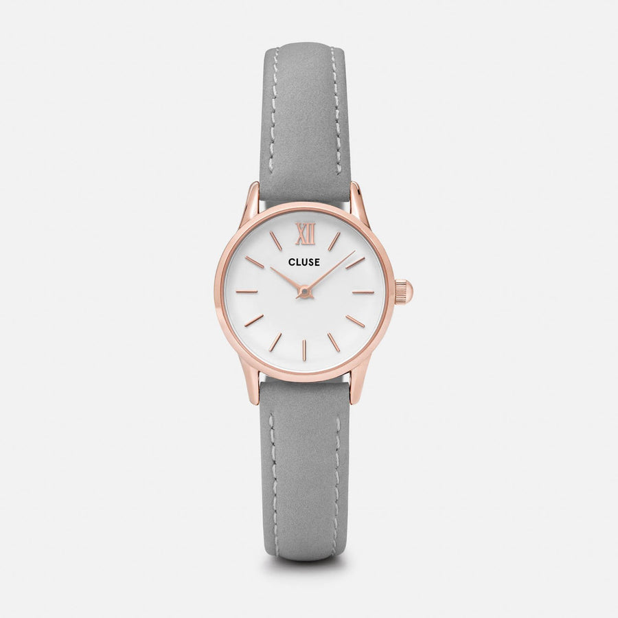 CLUSE La Vedette Rose Gold White/Grey CL50009 - watch