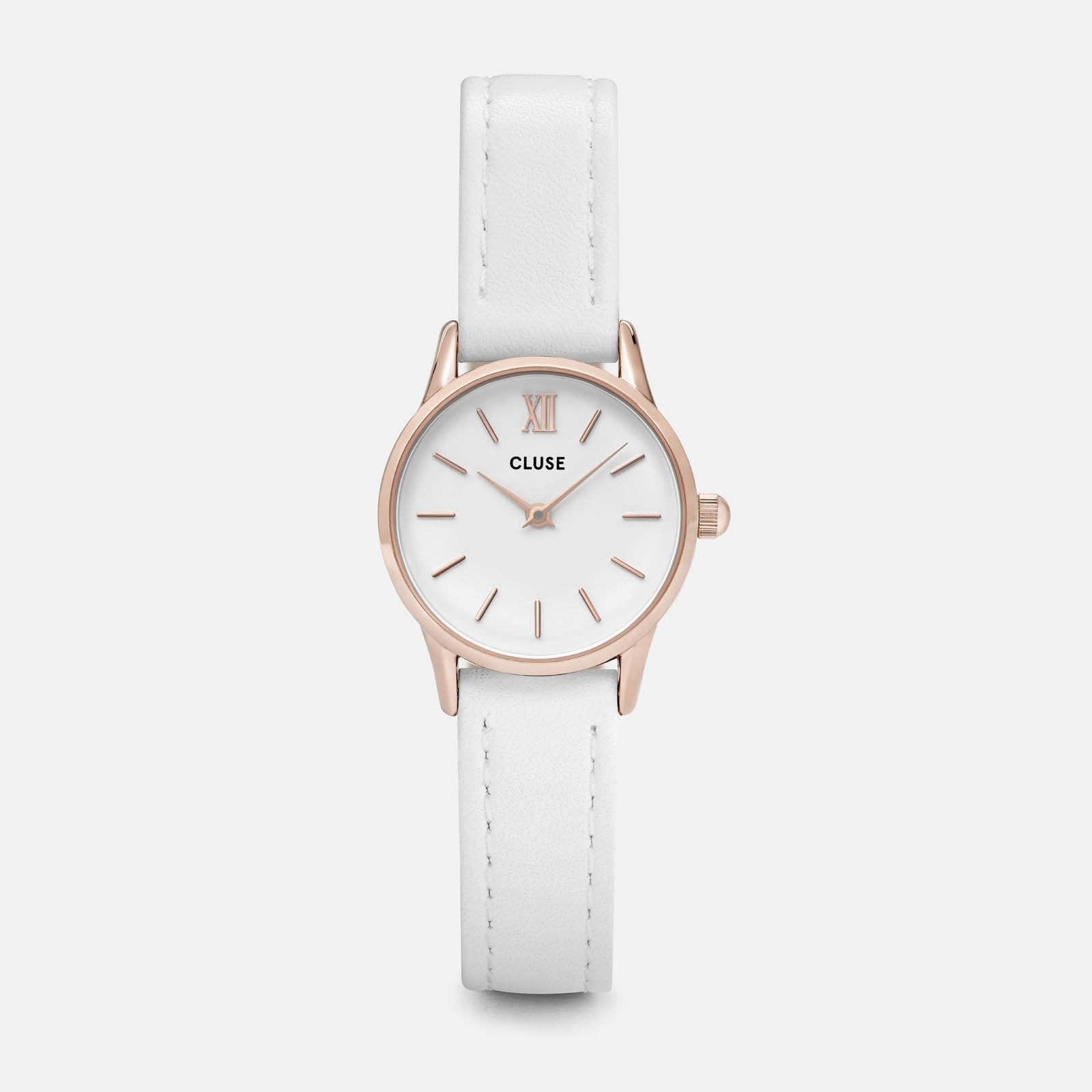 CLUSE La Vedette Rose Gold White/White CL50030 - watch