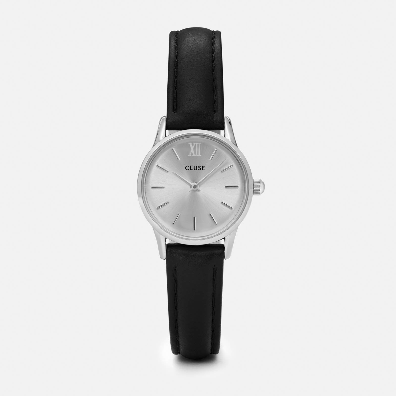 CLUSE La Vedette Silver Silver/Black CL50014 - watch