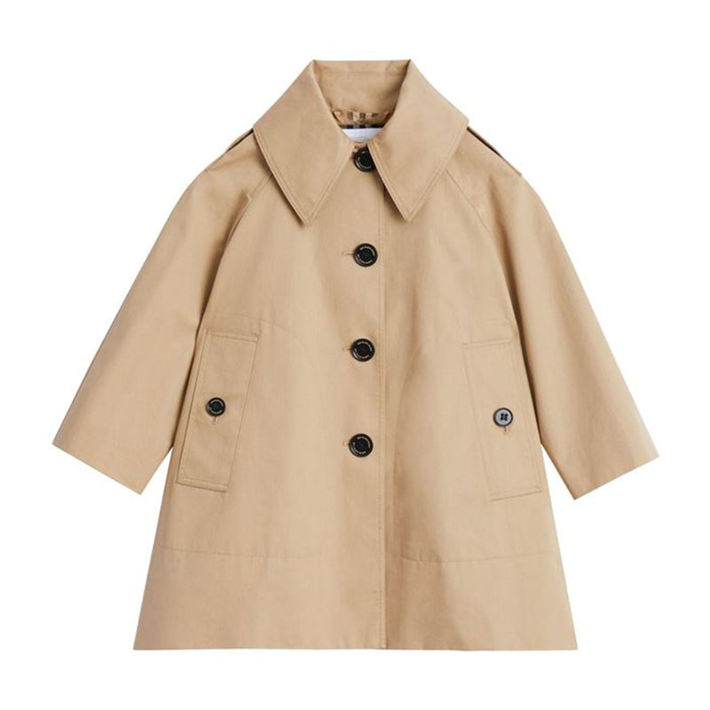 Burberry Kid Girl Trenches for Girls