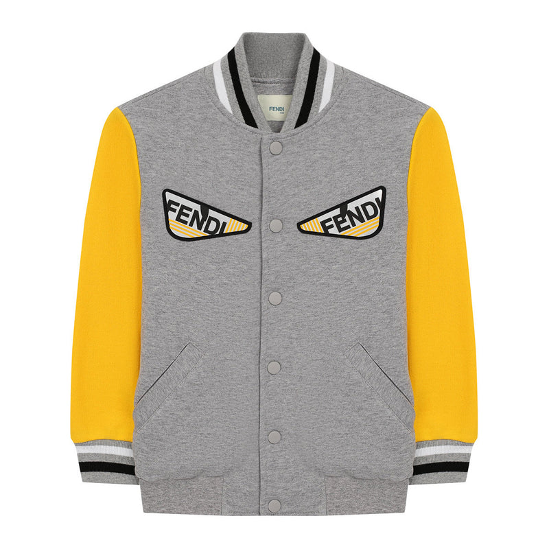 Fendi Boy Sweat Bomber for Boys