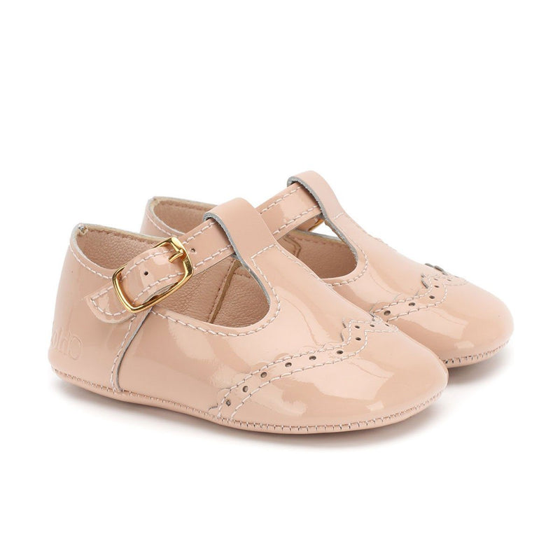 Chloe -Ballerina Shoes For little Girls, Pink