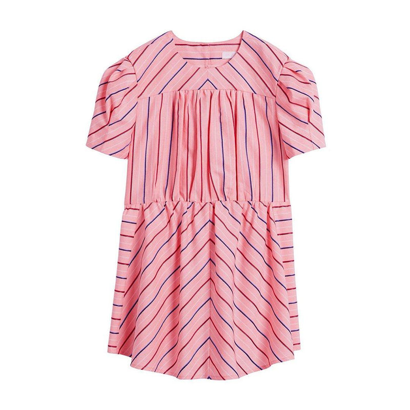 Burberry KG2 Olive Dress For Girls/Kids, Light Pink