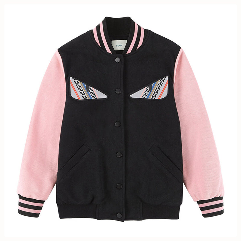 Fendi Girl Sweat Bomber for Girls