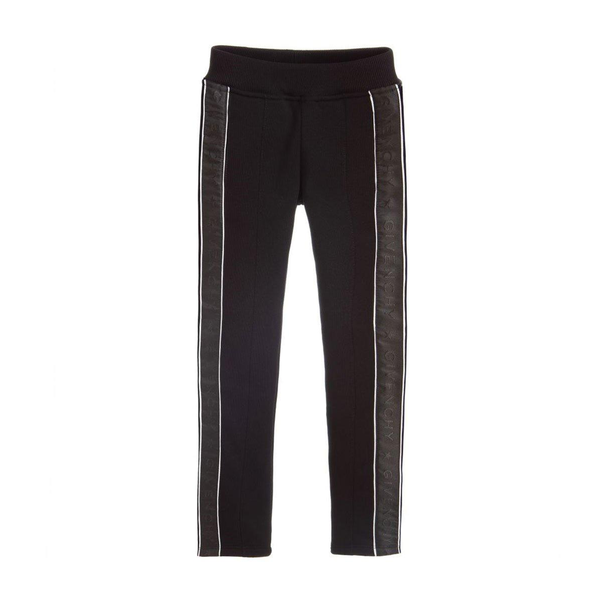 Givenchy Jogging Bottoms For Boys, Black