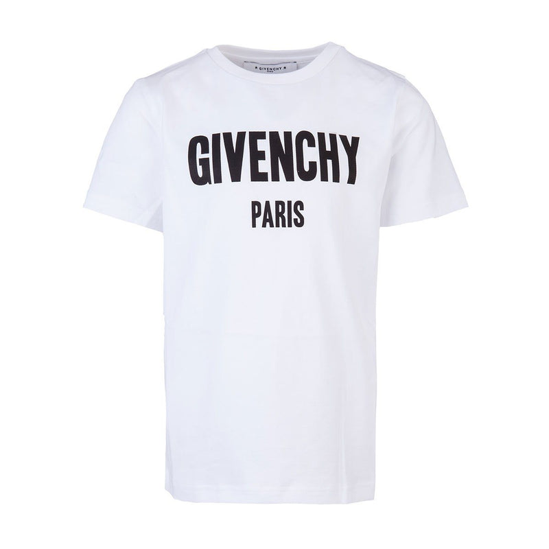 Givenchy T-Shirt For Girls, White