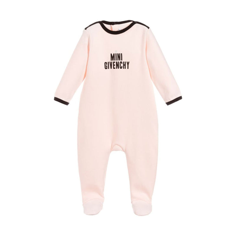 Givenchy Unisex Pajamas For Babies, Pink