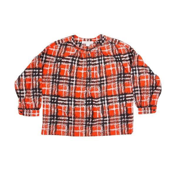 Burberry Shirt&Blous Kg5-Lola-Top for Girls, Red