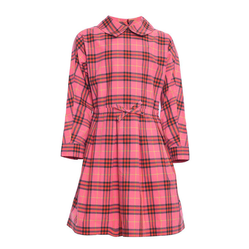 Burberry KG2 Crissida Dress For Girls/Kids, Coral